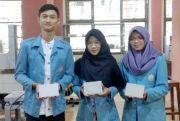 Mahasiswa UNS Bikin Papan Partisi dari Cangkang Keong dan Blotong Tebu