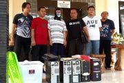 Berkas Tersangka Kasus Koperasi Aneka Jaya 26 Dilimpahkan ke Kejari