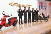 Honda Genio, Skutik Honda Baru Bergaya Casual Fashionable