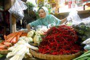 Stok Menipis, Harga Cabai di Pasar Tradisional Naik Rp 56 Ribu per Kg