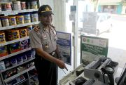 Perampok Tembak Paha Pegawai Minimarket, Bawa Kabur Uang Jutaan Rupiah