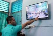 Dishub Grobogan: CCTV Diuji di Traffict Light Kencana