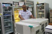 Stok Darah Melimpah, PMI Grobogan Butuh Alat Penyimpanan Trombosit