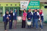 Mahasiswa KKN Undip Wujudkan Revolusi Mental dengan Bersih Desa