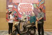 Astra Motor Jateng Sukses Sabet Dua Gelar Sekaligus di KLHN 2019