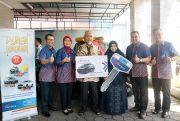 Bank Jateng Cabang KudusSerahkan Xpander ke Pemenang Tabungan Bima