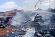 Rumah Potong Ayam Milik Pensiunan PNS Ludes Terbakar, Ini Penyebabnya
