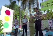 Polda Jateng Apresiasi Taman Lalin Desa Cingkrong
