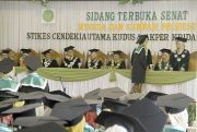Stikes Cendekia Utama Kudus Mewisuda 137 Mahasiswa di Gedung Baru
