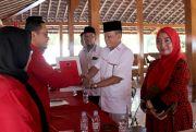 Pangkat Djoko Widodo Daftar Bacawabup Grobogan lewat PDIP