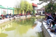 Kyriad Grand Master Hotel Purwodadi TawarkanTempat Mancing Keluarga