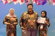 PT Semen Gresik Boyong Dua Penghargaan Internasional