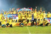 Hajar Persekat 2-1, Persiku Juara Liga 3 Jateng lewat Drama 120 Menit