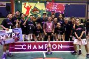 Tim Basket SMAN 1 Purwodadi Raih Juara I Kejuaraan Saloku Cup 9