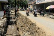 Mulai Hujan, Pembangunan Drainase Baru Capai 50 Persen