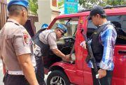 Pasca-Bom Medan, Penjagaan di Mapolres Kudus Diperketat