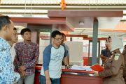 PHO Pusat KulinerKatamsoSisakan Administrasi Proyek