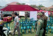 Diterjang Angin Puting Beliung, Lima TPS Bulung Kulon Digabung