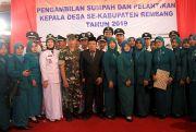 Bupati Rembang: Kasus Sambong Jadi Pelajaran Kades Anyar