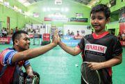 Peserta Jateng-DIJ Ikut Bersaing di Kejuaraan Bulu Tangkis Bupati Cup