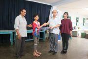 PT Nojorono Beri Trauma Healing ke Anak Panti Korban Kebakaran