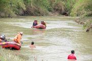 Bocah SD Terseret Arus di Sungai Serang Ditemukan Meninggal Dunia