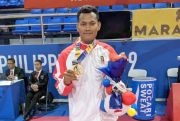 Lagi, Atlet Sepak Takraw Jepara Sumbang Emas SEA Games 2019