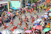 Meriahnya Kirab Budaya Warnai Puncak PeringatanHari Jadi ke-270 Blora