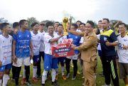 Tak Pernah Kalah, Rajawali Muda FC Juara Liga Pati U-22 2019
