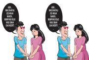 Laki-Bini Nikahi Selingkuhan