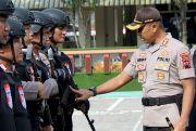 Tekan Angka Kriminalitas, Polres Pati Kukuhkan Satgassus Kebo Landoh