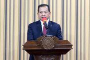 Tiga Warek Lama Kembali Dampingi Rektor UMKU
