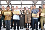 Pemkab Grobogan Salurkan Rp 266 Juta untuk Korban Banjir