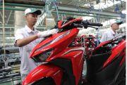 Penghujung Tahun, AHM Genjot Kontribusi Ekspor Motor