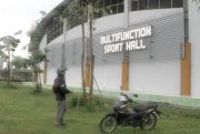 Puluhan Lampu Hall Multifunction Sport Center Raib Diembat Maling