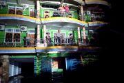 Korsleting, 11 Kamar Hotel Wiji Pati Terbakar, Kerugian Rp 300 Juta