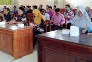 Sekolah Pinggiran di Rembang Rentan Gangguan Signal Internet saat UNBK