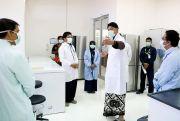 Jateng Mampu Cek Virus Korona Sendiri, Hasilnya Ketahuan Hitungan Jam