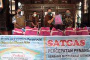 Bagi 1.000 Paket Sembako ke Warga Terdampak Covid-19