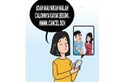 Resepsi Buyar Gegara SMS Selingkuhan