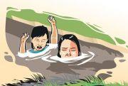 Dua Bocah Tenggelam di Bendungan Sedadi Ditemukan Tak Bernyawa