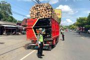 Satlantas Polres Jepara Tindak Tegas Kendaraan Overload