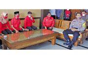 """Datangi Polres, PDIP Jepara: Usut Kasus Pembakaran Bendera """"Banteng"""""""
