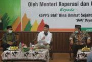 BMT BUS Terima Restrukturisasi dari Menteri