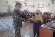 Babinsa Bantu Serahkan BSNT Provinsi Jateng