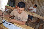 Seni Ukir Jadi Muatan Lokal Wajib SD dan SMP di Jepara