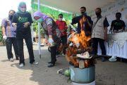 Olah Sampah Kayu Jadi Campuran Bahan Bakar Pembangkit