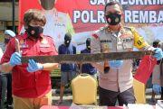 Dua Pelaku Spesialis Curat Minimarket di Tujuh TKP Berhasil Diciduk