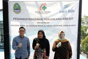Bank bjb Salurkan Kredit Receivable Financing kepada RSUD Al Ihsan
