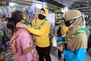 DKK Kudus Blusukan ke Pasar untuk Edukasi Pedagang-Pembeli